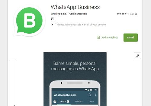 Whatsapp Business Dilancarkan. Tapi…..