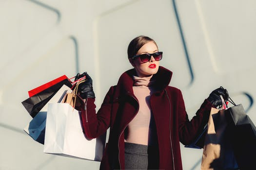 personal Shopper bisnes online